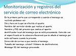 monitorizaci n y registros del servicio de correo electr nico3