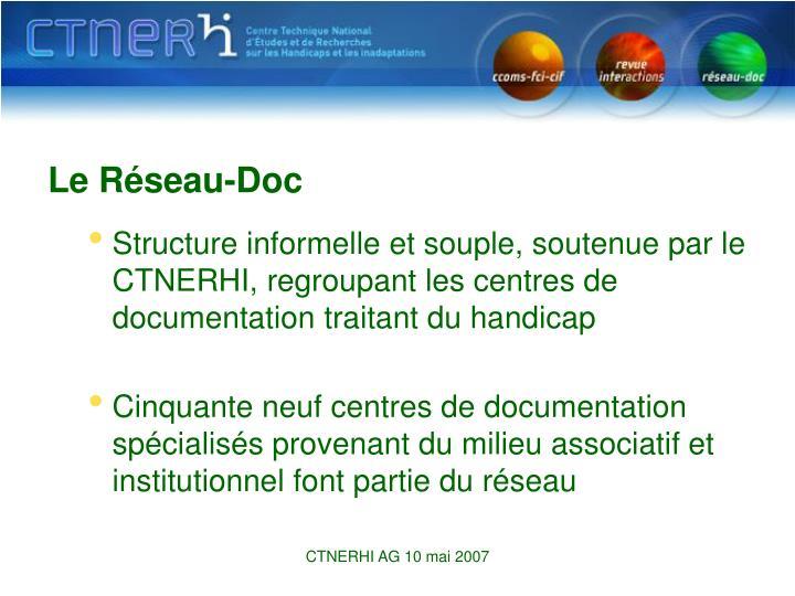 Le Réseau-Doc