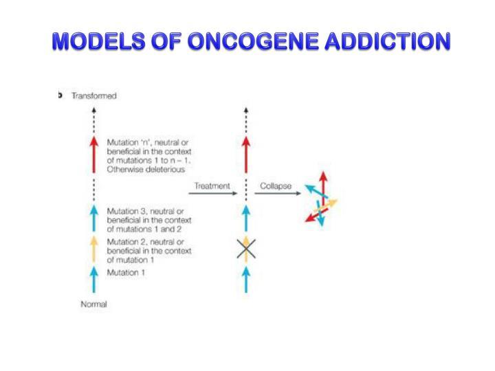 MODELS OF ONCOGENE ADDICTION
