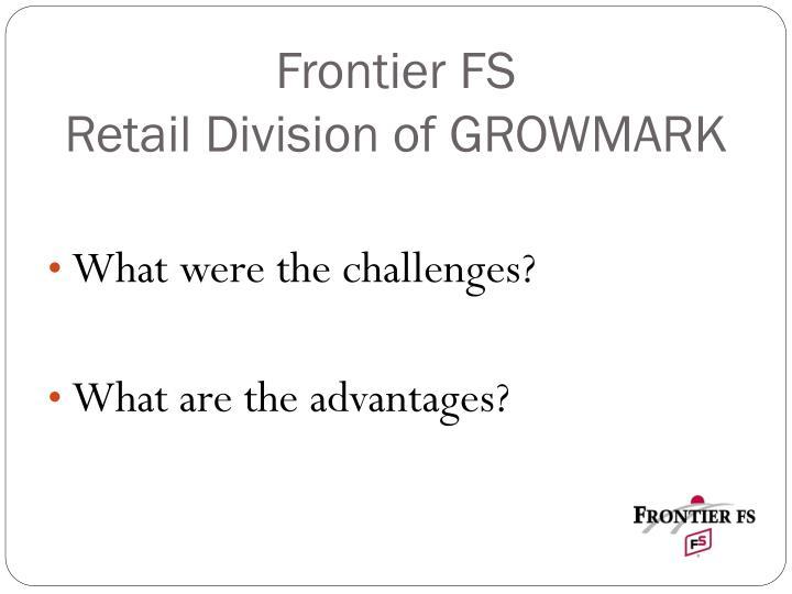 Frontier FS