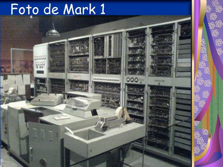 Foto de Mark 1