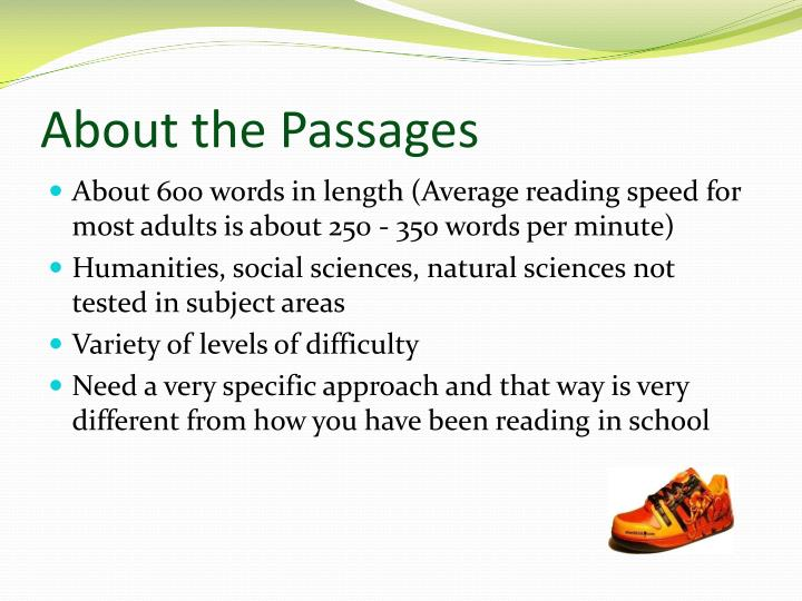 About the Passages