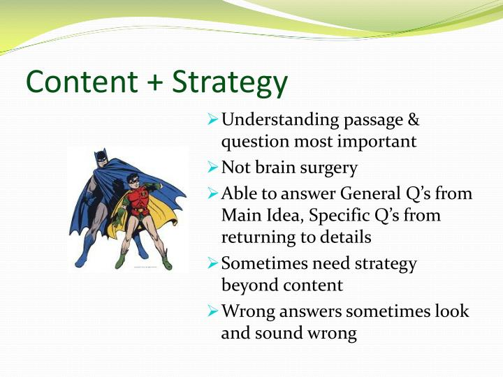 Content + Strategy