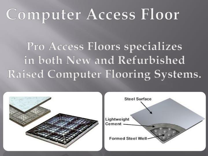 Computer Access Floor