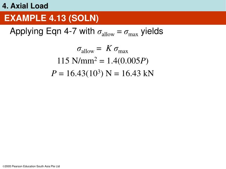 EXAMPLE 4.13 (SOLN)