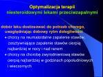 optymalizacja terapii niesteroidowymi lekami przeciwzapalnymi1