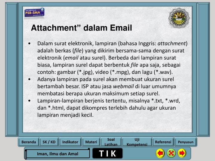 Attachment""