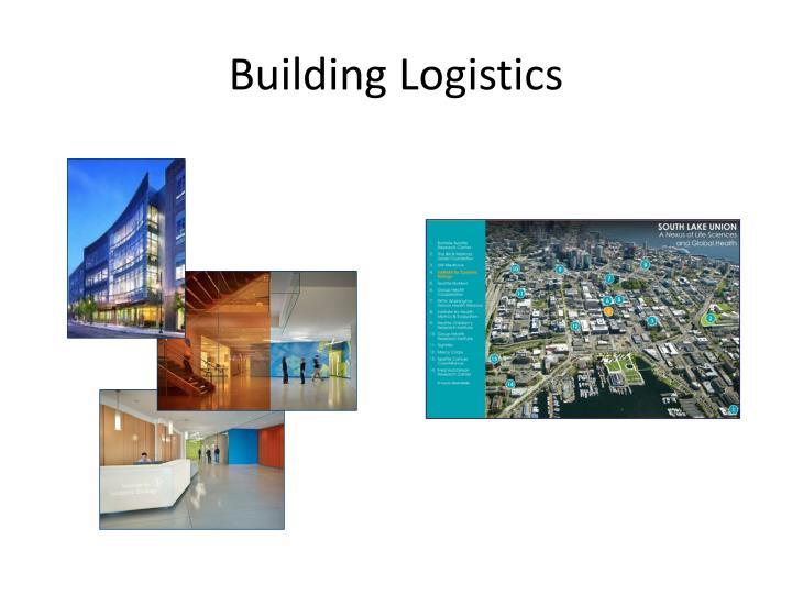 Building Logistics