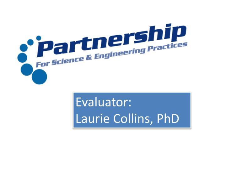 Evaluator: