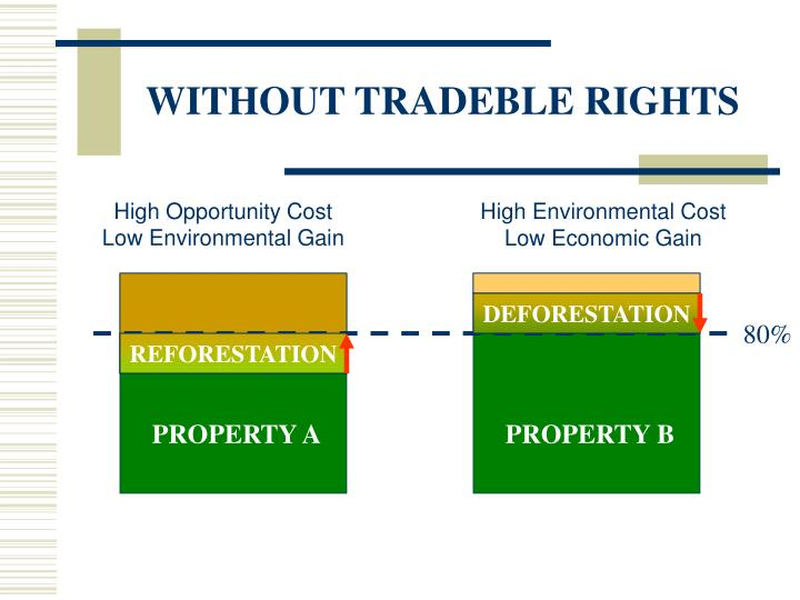 WITHOUT TRADEBLE RIGHTS