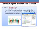 introducing the internet and the web3