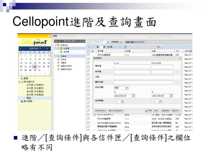 Cellopoint