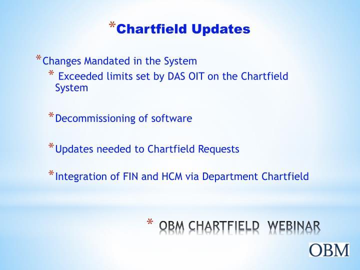 Chartfield