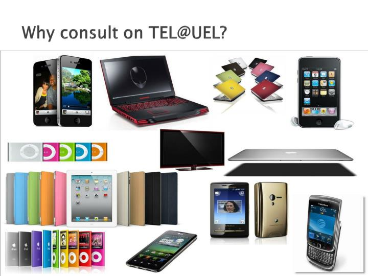 Why consult on tel@uel
