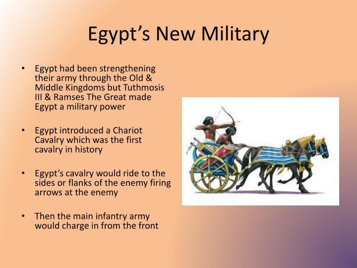 Egypt's New Military