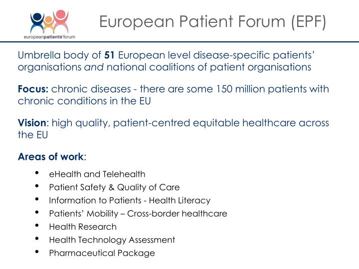 European Patient Forum