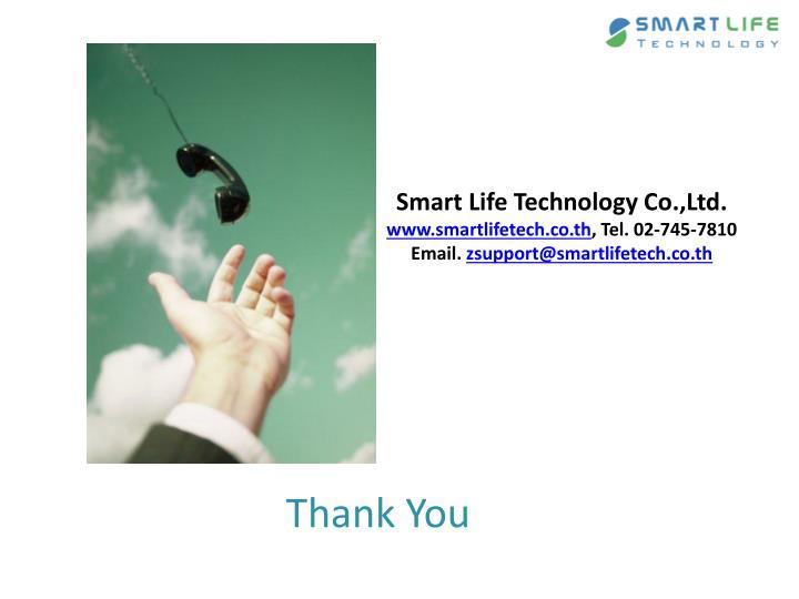 Smart Life Technology Co.,Ltd.
