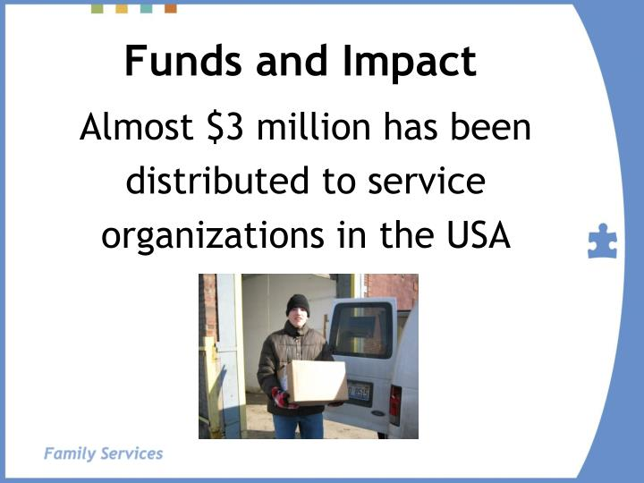 Funds and Impact
