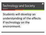technology and society1