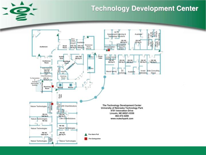 Technology Development Center