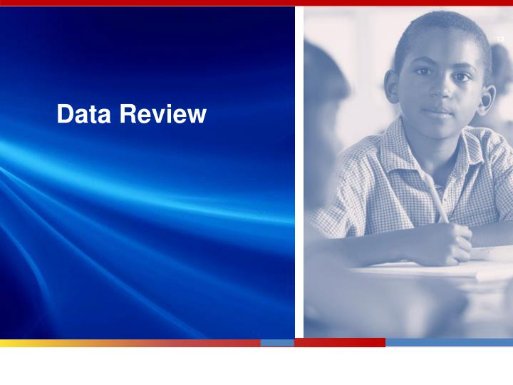 Data Review