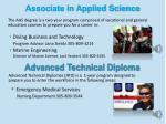 associate in applied science