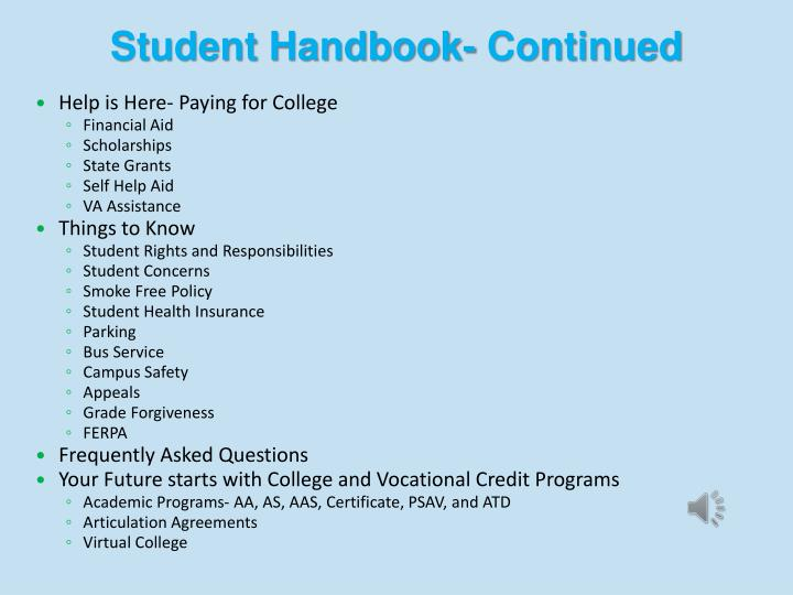 Help is Here- Paying for College