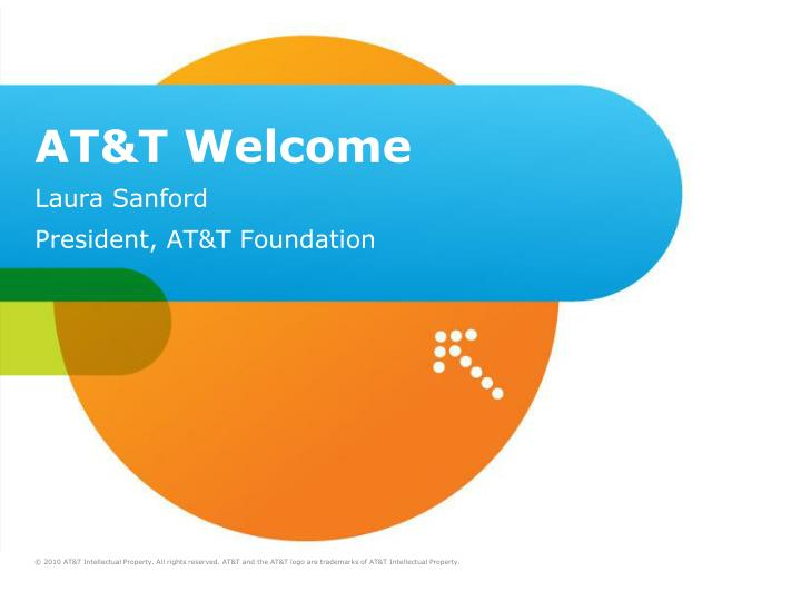 AT&T Welcome