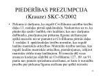 pieder bas prezumpcija krauze skc 5 2002
