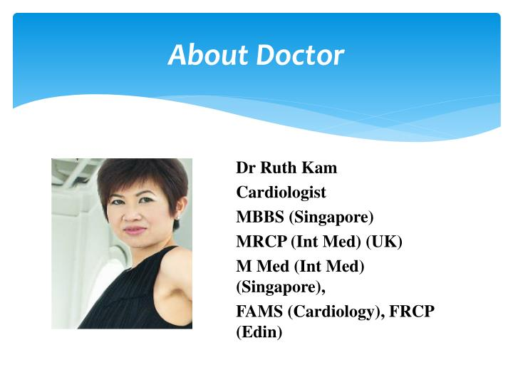 About Doctor