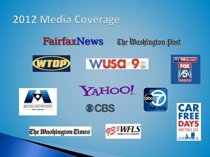 2012 Media Coverage