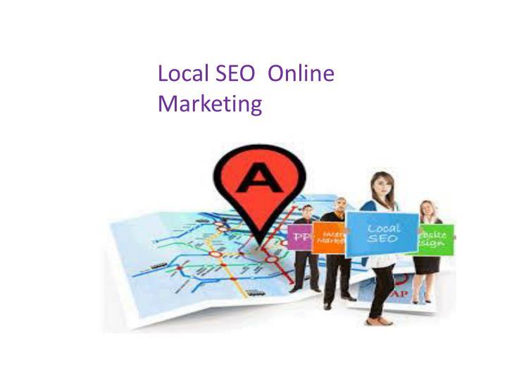 Local SEO  Online Marketing