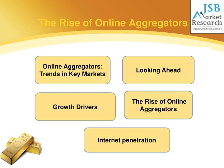The Rise of Online Aggregators