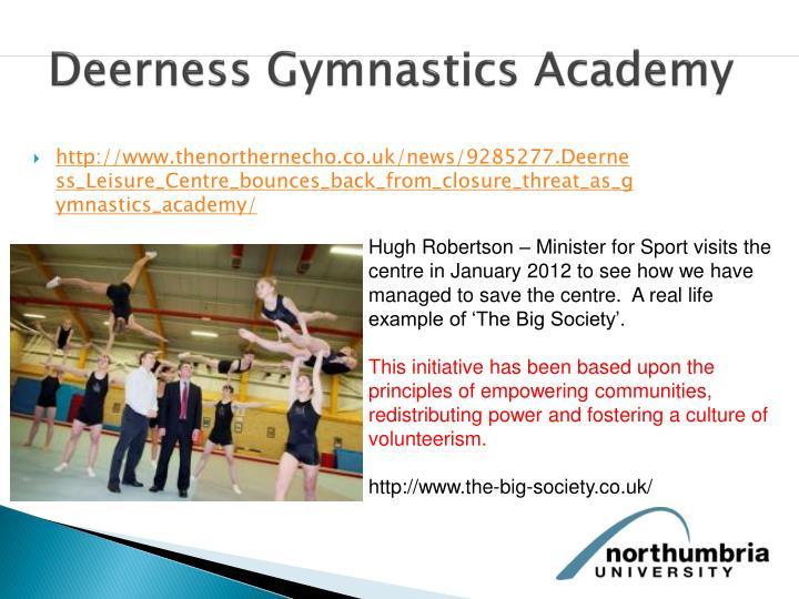 Deerness Gymnastics Academy