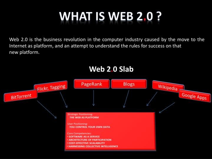 What is web 2