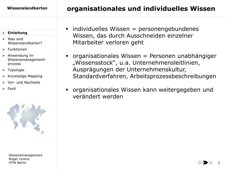 Organisationales