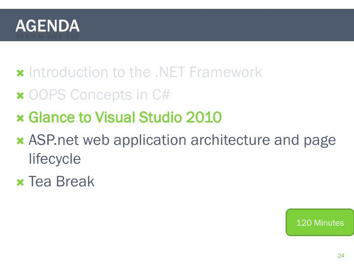 Introduction to the .NET Framework