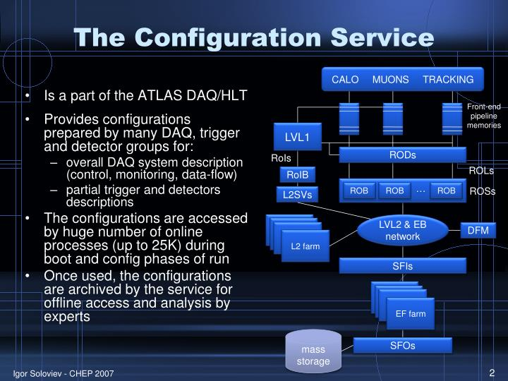 The Configuration Service