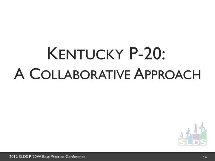 Kentucky P-20: