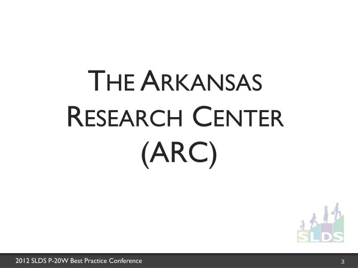 The Arkansas