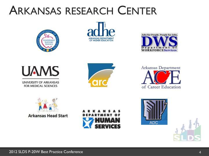 Arkansas research Center