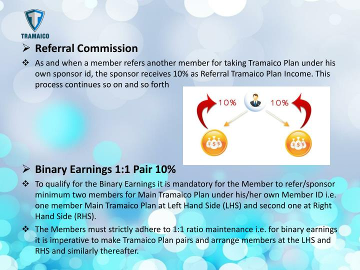 Referral Commission