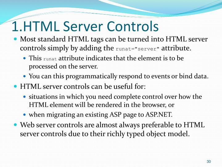 1.HTML