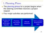 1 planning phase