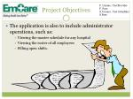 project objectives1