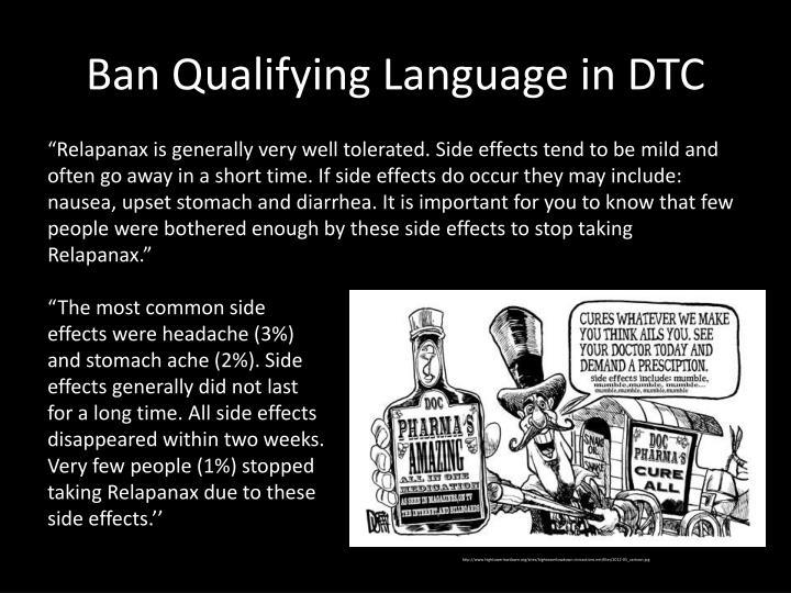 Ban Qualifying