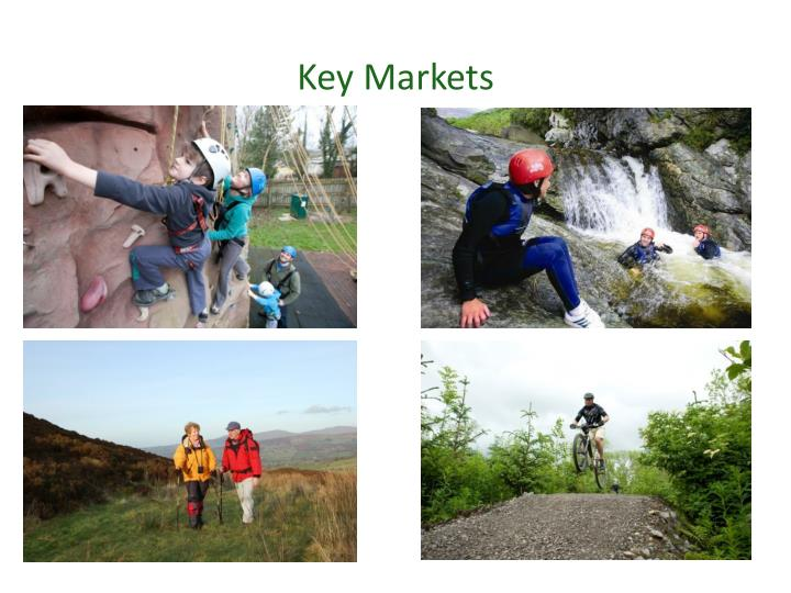 Key Markets