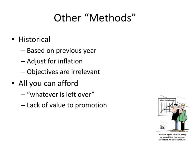 """Other """"Methods"""""""