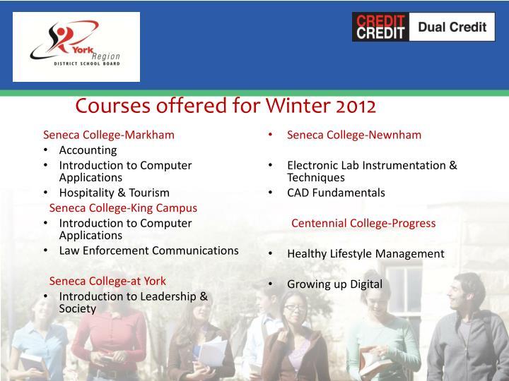 Seneca College-Markham