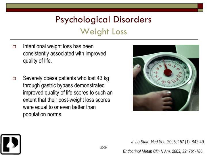 Psychological Disorders